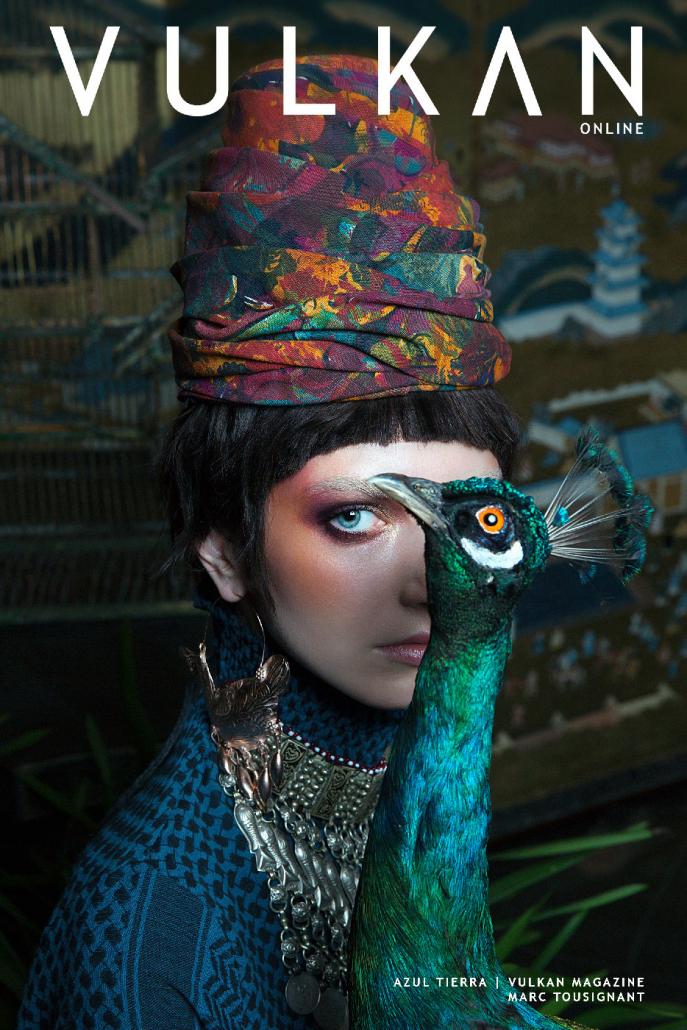 Reportatge fotogràfic a Vulkan Magazine