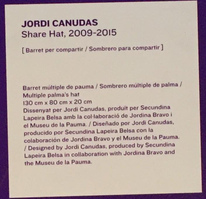 Col·laboració Jordi Canudas